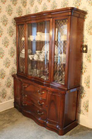 Antique Dining/China closet set for Sale in Westampton, NJ