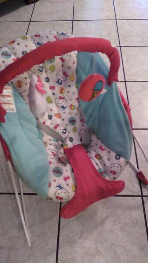 Baby trend hello Kitty bouncer for Sale in Phoenix, AZ
