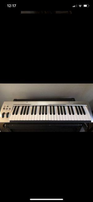 M-Audio Keystone 49 Midi Keyboard for Sale in Gilroy, CA