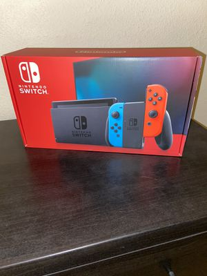 Nintendo switch console V.2 for Sale in Lake Oswego, OR