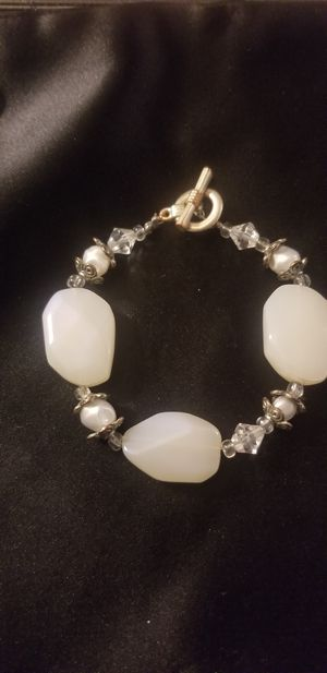 Silver Jewel trinket Bracelet for Sale in Riverside, CA