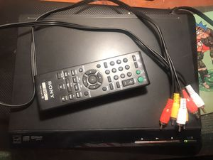 SONY DVD Player for Sale in Keyes, CA
