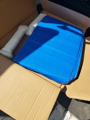 (20) 20x25 5mil Tarps wholesale for Sale in Homestead, FL