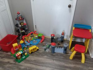Toddler boy toys for Sale in Hampton, GA
