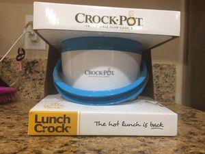 Crock-pot Lunch Crock Food for Sale in Chandler, AZ