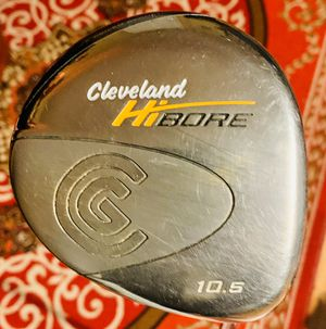 CLeveland HIBore 10.5 GOLF DRIVER - Regripped for Sale in Riverside, CA