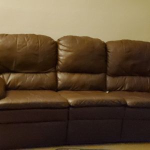 Recliner Sofa Very Good Condition for Sale in Sanford, FL