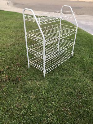 Metal Storage Rack for Sale in Selma, CA
