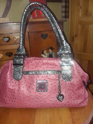 Sheriff leather satchel bag for Sale in Trenton, NJ