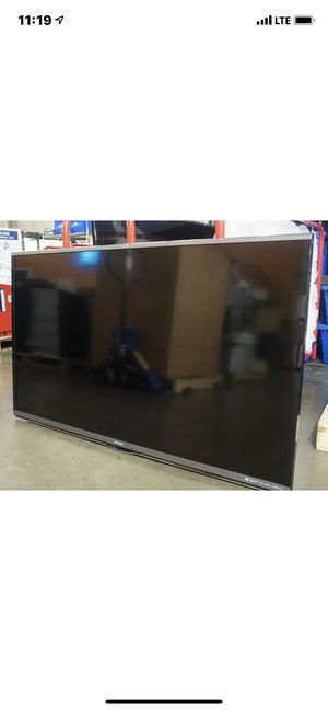 Sharp AQUOS 65 inch 1080p 120Hz Smart LED flat screen TV PICK UP ONLY for Sale in Westport, MA