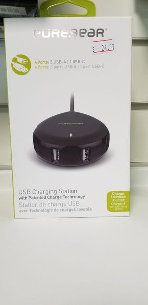 Pure Gear USB Charging Station for Sale in Breckenridge, TX
