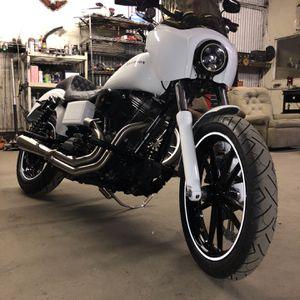 Dyna , fxr, sporter, Harley Davidson , stunt bike for Sale in Rolling Hills Estates, CA