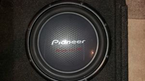"""Pioneer Champion Series Pro 600W - TS-W3003D4 12"""" Subwoofer Watts Car Stereo System Bass Sub Automobile Radio for Sale in Smyrna, TN"""