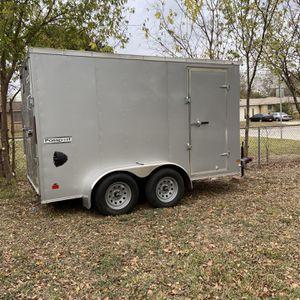 Cargo Trailer 6x12 for Sale in North Richland Hills, TX
