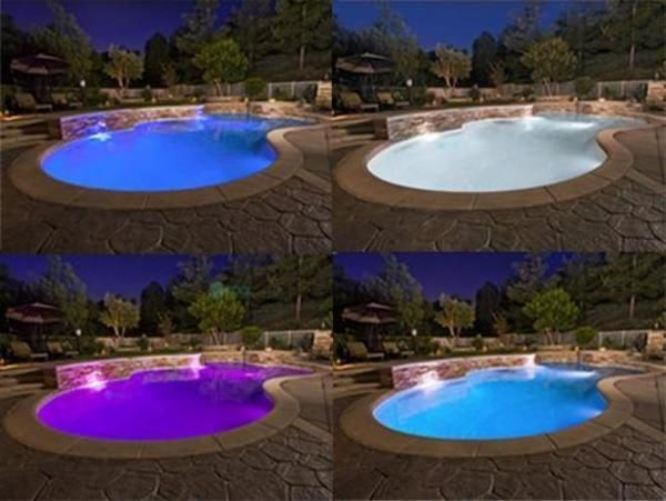 PENTAIR® SPABRITE® 16 COLOR LED SPA HOT TUB POOL LIGHT