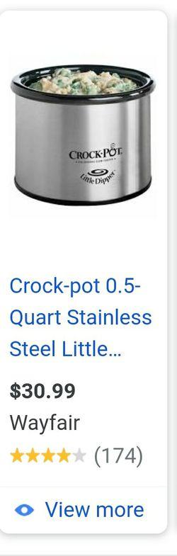 Crock Pot for Sale in Long Beach,  CA