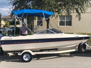 2003 Bayliner with trailer ready for water for Sale in Haines City, FL