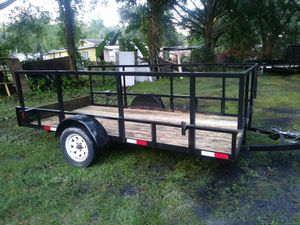 6.4x12 utility trailer for Sale in Dover, FL