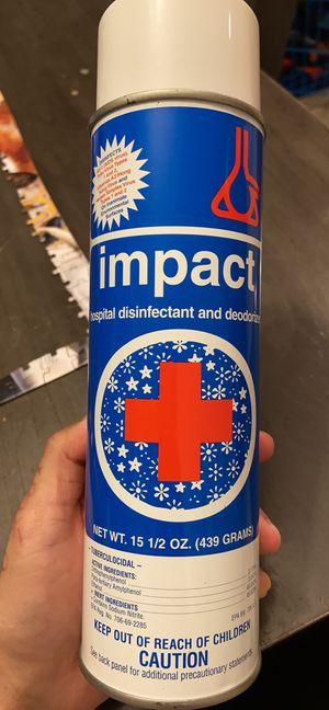 Impact disinfectant spray for Sale in La Vergne, TN