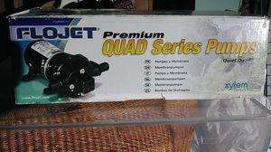 Flojet Premium Quad Series Pumps for Sale in Seattle, WA