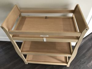 Changing table by Delta Enterprise for Sale in Lynnwood, WA