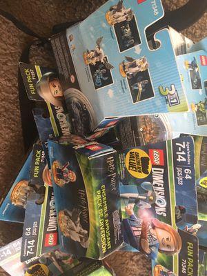 Legos Harry Potter puzzle 62 pcs for Sale in Richmond, CA