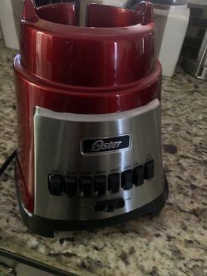 OSTER BLENDER BASE ONLY NO GLASS JAR INCLUDED!! for Sale in The Colony, TX