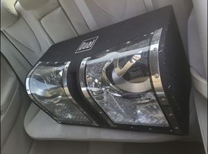 2 12inch Dual subwoofers for Sale in PA, US