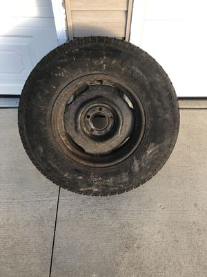 """Two ——P 235-75-15"""" tires for Sale in Oshkosh, WI"""