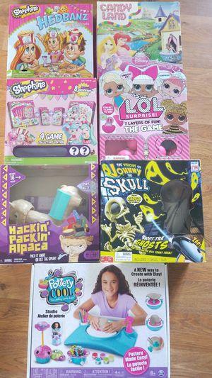 Board Games for Sale in Sugar Grove, IL
