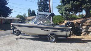 Fisher boat for Sale in East Wenatchee, WA