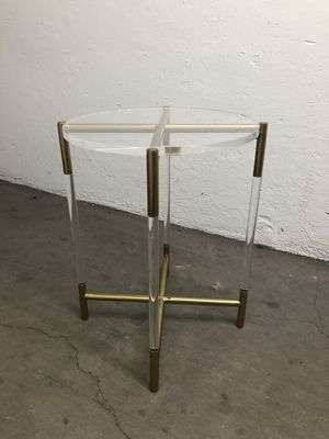 Lucite End Tables (set of 2) for Sale in Los Angeles, CA