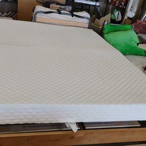 Short Queen 4 Inch Memory Foam RV Replacement Mattress $124.99 for Sale in Phoenix, AZ