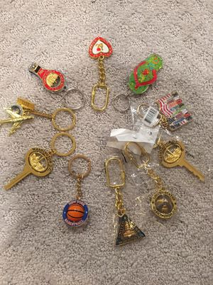 Keychain 10 Pieces for Sale in Centreville, VA