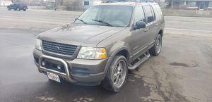 2002 Ford explorer for Sale in Salt Lake City, UT