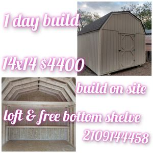 Shed 14x14 for Sale in San Antonio, TX