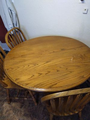 Expanding kitchen table. for Sale in Cashmere, WA