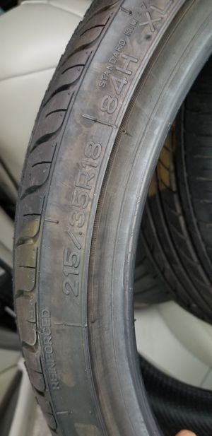 Tires 215/35R18 for Sale in Washington, DC