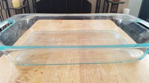 4 Pyrex 13x9x2 glass bakeware for Sale in Oakland, CA