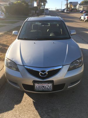 2 008 MAZDA 3 - SUPER CLEAN, SINGLE OWNER, NO ACCIDENTS - $3900 for Sale in San Diego, CA