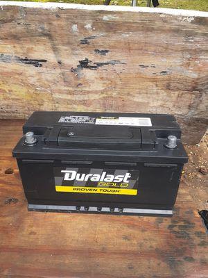 Battery Duralast Gold H8. 49 Benz Bmw for Sale in Hyattsville, MD