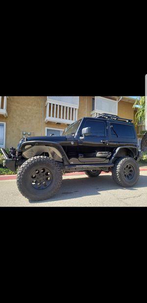 2013 Jeep Wrangler JK for Sale in Whittier, CA
