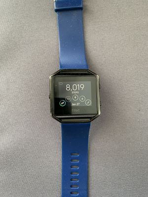 Smart watch - Fitbit Blaze for Sale in Falls Church, VA