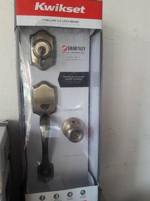 New kwikset front door lock for Sale in Orlando, FL
