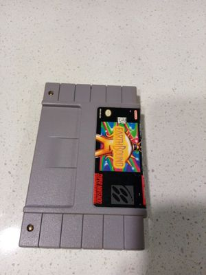 Earthbound authentic snes game. Would trade for nintendo related things of equal value. for Sale in Austin, TX