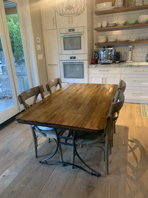 World Market Jackson Dining room table for Sale in Woodway, WA