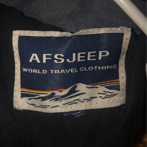 Afs Jeep Waterproof Hooded Parka for Sale in Grayslake, IL