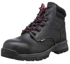 NEW Size 6.5 WIDE Women Wolverine Piper Comp-Toe Safety Work Boot for Sale in San Jose, CA