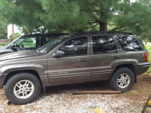 2001 jeep grand Cherokee parts for Sale in Windsor, CT
