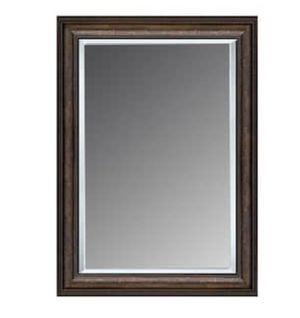 allen + roth 46-in L x 36-in W Copper Beveled Wall Mirror for Sale in Glendale, CA